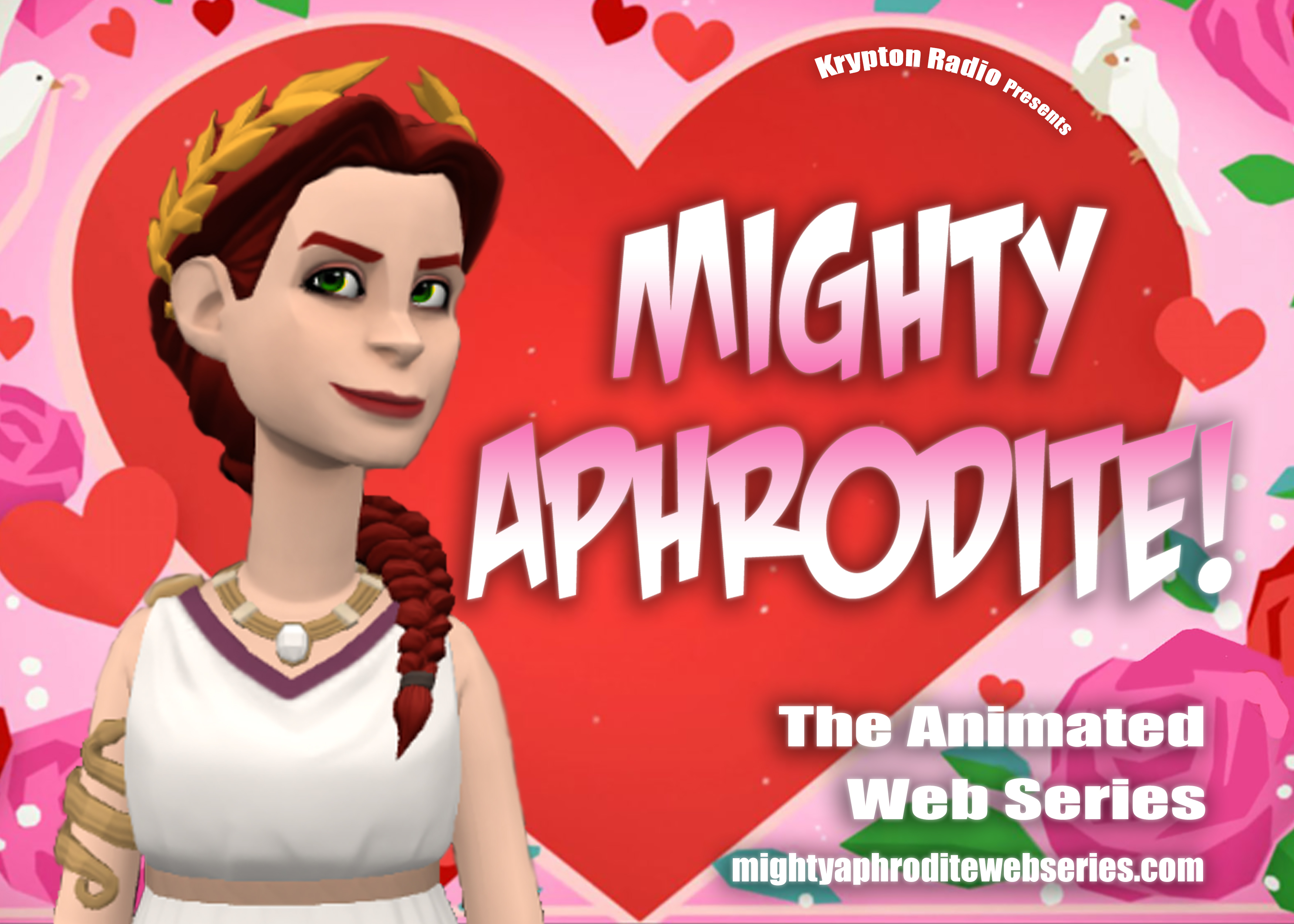 Mighty Aphrodite! The Web Series