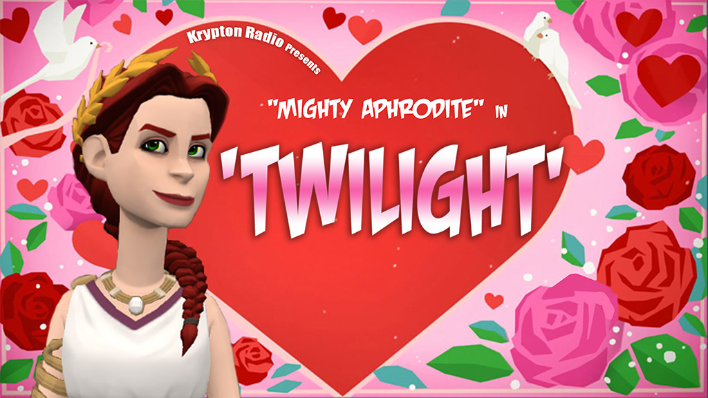 "Mighty Aphrodite! The Web Series - S1E3 - ""Twilight"""